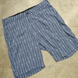 Trunks Multi Functional Shorts Anchor Print
